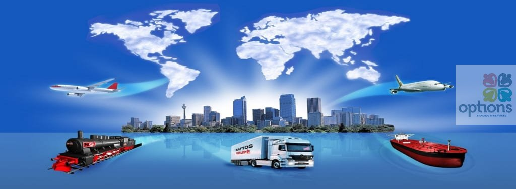 Vận tải hàng hóa tại Bình Dương