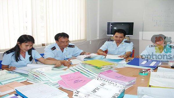 Quy định về việc lưu trữ hồ sơ hải quan