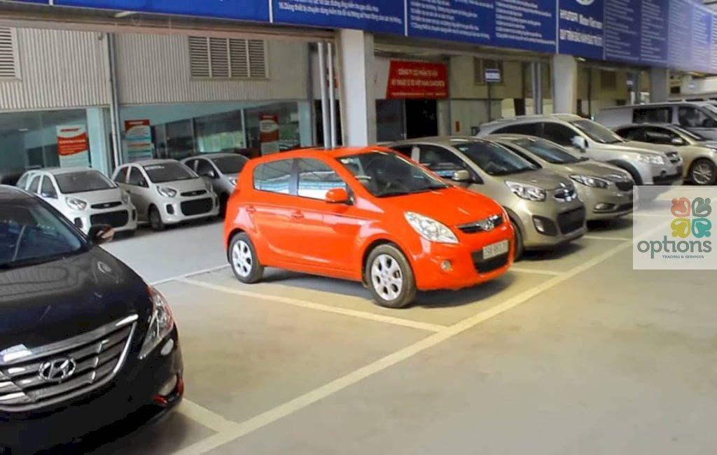 Thủ tục nhập khẩu xe ô tô tại Bình Dương 1