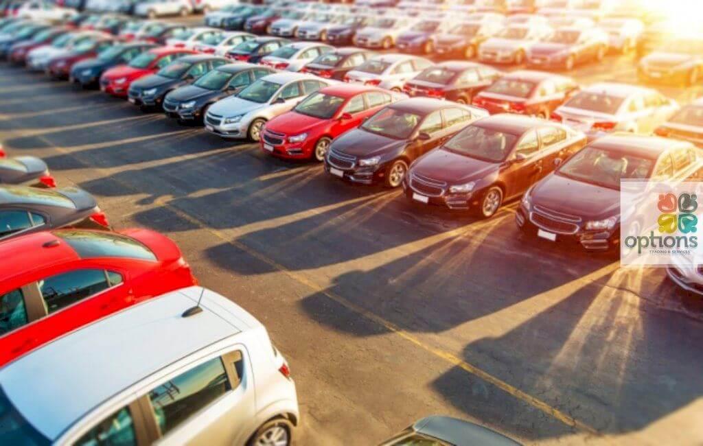 Thủ tục xuất nhập khẩu xe ô tô theo tiêu chuẩn ngoại giao